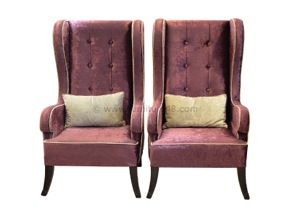 Be it economical or exclusive furniture, you find all kind of furniture on Furniture48.com. These wing chairs are for your urban living and makes a unique style statement. Provided at factory price, buying a great quality product was never easier before. Buy it and you will fall in love with this great piece of furniture.